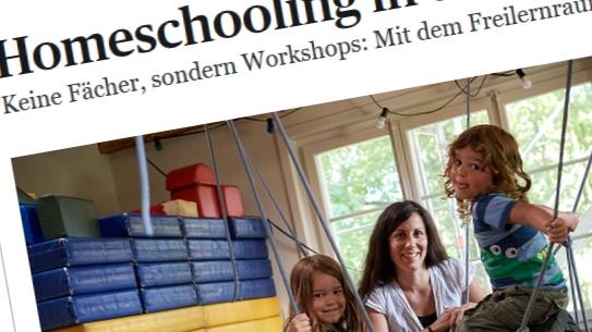 Homeschooling in der Schule – Der Bund