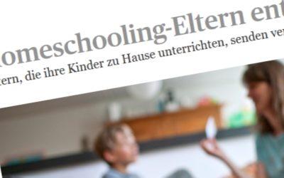 Homeschooling-Eltern entdecken die Schule – Der Bund